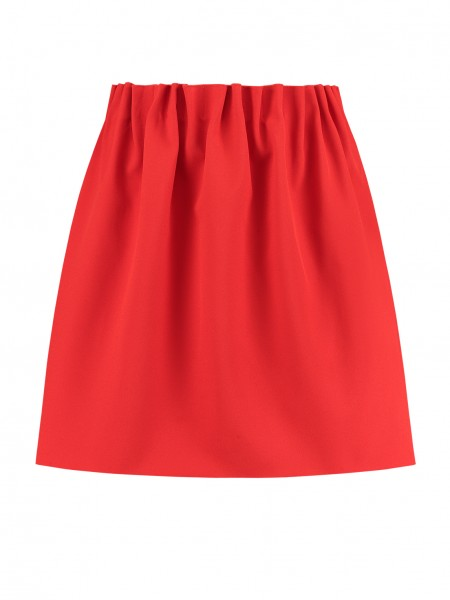 Red Miniskirt