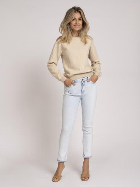 Elvi Flower Sweater