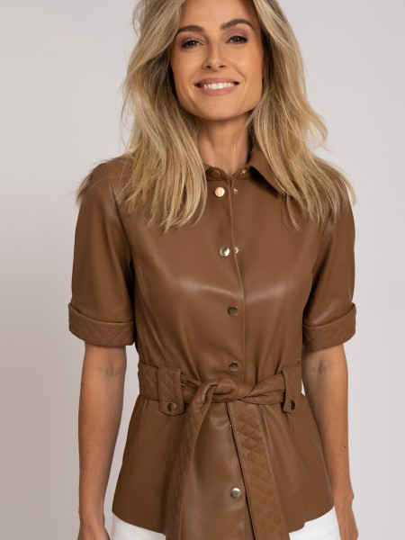 Mac Belted Blouse