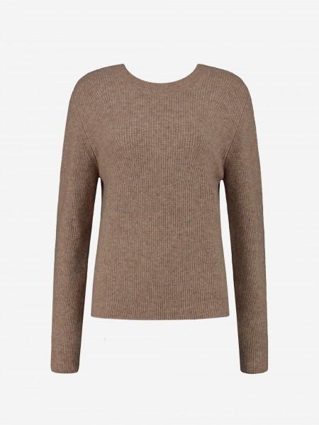 Fijn gebreide trui