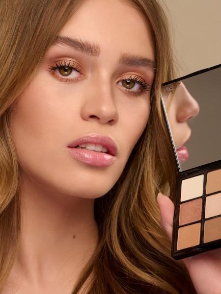 Natural Glow Eyeshadow Palette