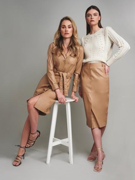 Mada Midi Skirt