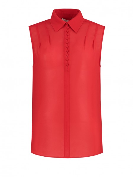 Ronin Blouse Sleeveless
